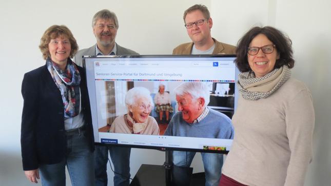 News: Das Neue Senioren-Service-Portal Für Dortmund Und